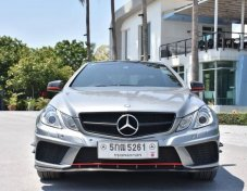 Benz E200coupe AMG ปี 2011
