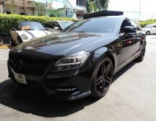 Benz Cls250 Cdi Amg package  2013
