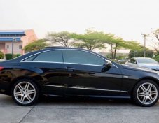 Benz E250 Coupe CGI AMG Sport Package