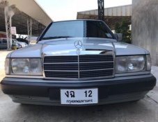 1993 MERCEDES-BENZ 190E รับประกันใช้ดี