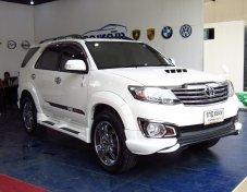 ขายรถ สภาพดี 2012 Toyota Fortuner 2.5 (ปี 12-15) G SUV MT