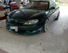 1996 Hyundai Tiburon Base XL coupe