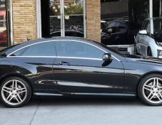 2014 Mercedes-Benz E200 Sport coupe