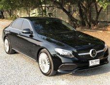 2018 Mercedes-Benz E350 AMG Avantgarde evhybrid