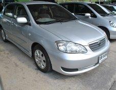 TOYOTA ALTIS 1.6 E AUTO รถสวย  พร้อมใช้