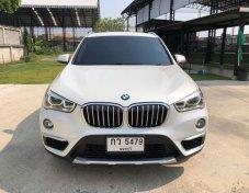 BMW X1 2.0 sDrive1.8D Xline ปี 2017