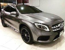 Mercedes Benz GLA 250 AMG facelift 2018