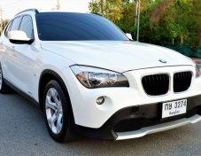 BMW X1 SDrive 1.8I ปี 2013