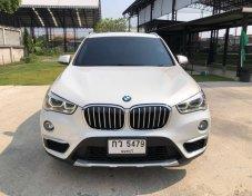 📍 BMW X1 2.0 sDrive1.8D Xline ปี 2017📍วิ่งแค่60000kmเท่านั้นคับ