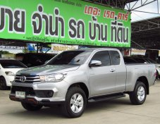 2017 Toyota Hilux Revo 2.4 SMARTCAB E Prerunner Pickup MT
