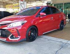 Toyota  Vios 2017 cvt ออโต้7speed  2017