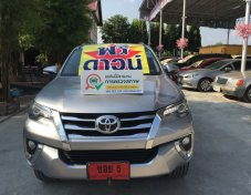 TOYOTA FORTUNER ปี2016