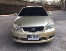 Toyota Vios ปี 2004