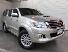 2014 Toyota Hilux Vigo 3.0 CHAMP DOUBLE CAB (ปี 11-15) G 4x4 VN Turbo Pickup AT