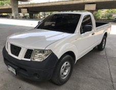 NISSAN NAVARA 2.5 ปี2011 หัวเดี่ยว เกียร์MT รถสวยราคาถูกพร้อมใช้งาน เอกสารพร้อมโอน
