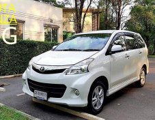 TOYOTA AVANZA 1.5 G / AT / ปี 2013