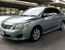 2009 Toyota Corolla Altis 1.6G รถสวยพร้อมใช้งาน เครดิตดีฟรีดาวน์