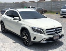 2016 Mercedes-Benz GLA200 Urban sedan