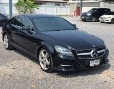2012 Mercedes-Benz CLS250 CDI Exclusive sedan