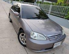 2001 Honda CIVIC VTEC sedan