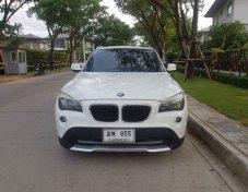 สวยๆ กับ BMW X1 sDrive20d suv ปี2012 ราคาถูกๆ