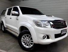 2015 Toyota Hilux Vigo 2.5 CHAMP DOUBLE CAB (ปี 11-15) E Prerunner VN Turbo Pickup AT