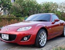 Mazda MX5 RHT Minorchange รถศูนย์ Mazda Thailand ปี 2010