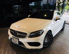 2017 Mercedes-Benz C250 AMG  Dynamic coupe ขายถูก!!
