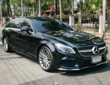 2016 Mercedes-Benz CLS250 CDI AMG Shooting Brake suv ขายถูก!!