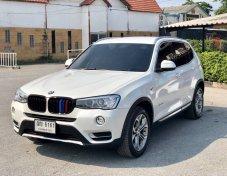 BMW X3 2.0d Highline 2015 LCI แล้ว ขายถูก!!