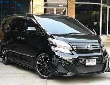 Toyota vellfire 2.4 royal lounge VIP ปี14 ขายถูก!!