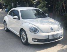 Volkswagen Beetle 1.2TSI ปี 2012 ขายถูก!!