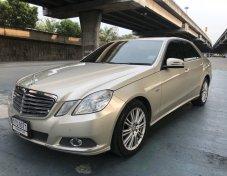 Mercedes-Benz E200  ปี 2013