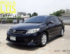 TOYOTA COROLLA ALTIS 1.6G / AT / ปี 2012