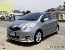 TOYOTA YARIS 1.5G / AT / ปี 2007