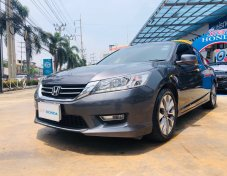 HONDA ACCORD 2.4 EL NAVI AT ปี2013