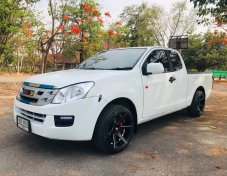 ISUZU dmax All New spacecab 2.5 S ปี2013