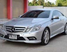 Mercedes-Benz E250 CGI BlueEFFICIENCY AMG 1.8 W207 (ปี 2011