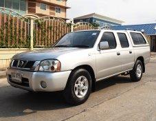 NISSAN FORNTIER DOUBBLE CAB 2.7 TL (SUPER) ปี 2004 เกียร์MANUAL ราคา 179,000 บาท