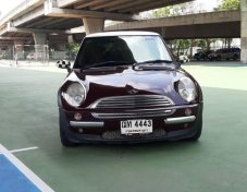 Mini Cooper R50 ปี 2011