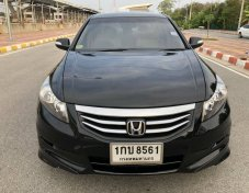 2012 Honda ACCORD 2.0 E sedan