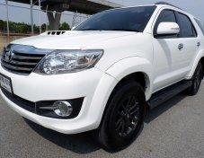 2015 Toyota Fortuner 2.5 V Navi