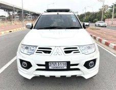 2013 Mitsubishi Pajero Sport 3.0 GT Navi (เบนซิน)