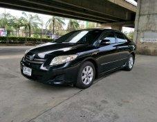 ขายรถ  TOYOTA ALTIS 1.6E CNG ปี 2010 สีดำ