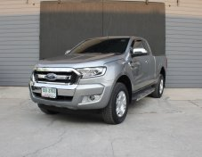 FORD ALL NEW RANGER OPEN CAB 2.2 XLT HI-RIDER M/T ปี2017 บย3763
