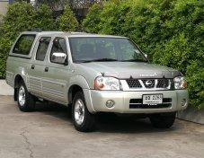 Nissan Frontier D-Cab 3.0 Zdi ปี2003