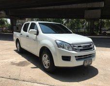 2012 ISUZU ALL NEW D-MAX 2.5 Ddi CAB 4 สีขาว เกียร์ธรรมดา สภาพสวย พร้อใช้งาน