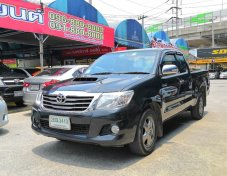 TOYOTA HILUX VIGO SMART CAB 2.5 E MT 2012