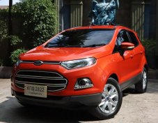 2014 FORD EcoSport 1.5 (ปี 13-16) Trend SUV A/T