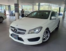 Mercedes-Benz CLA250 AMG สีขาว ปี 2014 (รุ่น TOP)